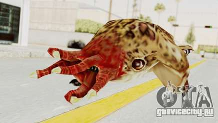 Bullsquid from Half-Life 1 для GTA San Andreas
