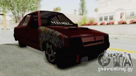 Renault Broadway v2 для GTA San Andreas