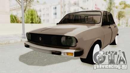 Renault 12 седан для GTA San Andreas