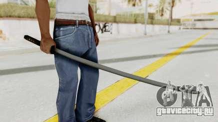 Liberty City Stories - Katana для GTA San Andreas