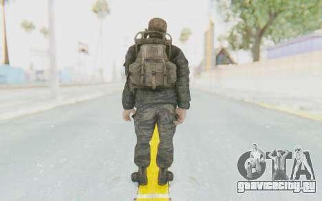 COD BO PVT Scott Vietnam для GTA San Andreas третий скриншот