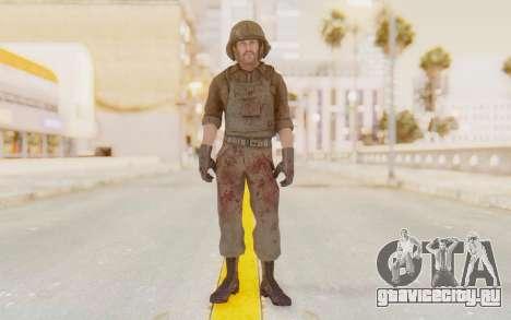 COD BO USA Pilot Vietnam для GTA San Andreas второй скриншот