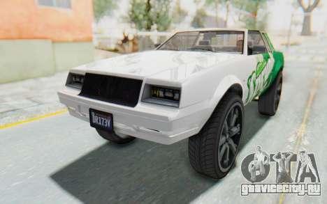 GTA 5 Willard Faction Custom Donk v1 для GTA San Andreas