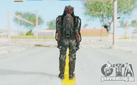 CoD AW Atlas Elite для GTA San Andreas третий скриншот