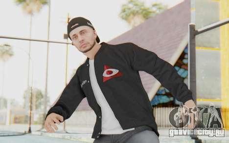 GTA Online Finance and Felony Skin 1 для GTA San Andreas