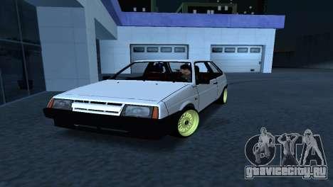 ВАЗ 2108 Stance для GTA San Andreas