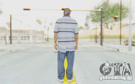 GTA 5 Aztecas Gang 3 для GTA San Andreas третий скриншот