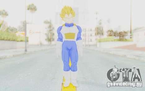 Dragon Ball Xenoverse Vegeta Android Saga SSJ для GTA San Andreas второй скриншот