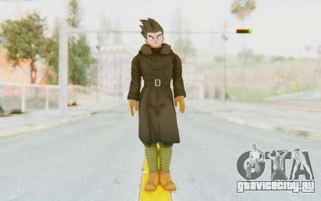 Dragon Ball Xenoverse Goten Time Patrol для GTA San Andreas второй скриншот
