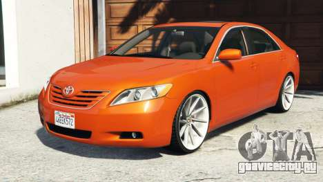 Toyota Camry V40 2008 [add-on] для GTA 5
