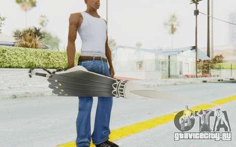 Misteltein Weapon для GTA San Andreas