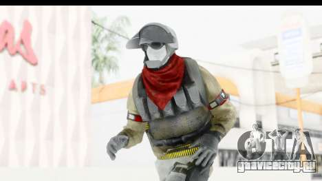 The Division Last Man Battalion - Support для GTA San Andreas