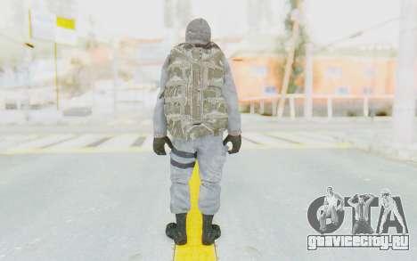 COD BO Grigori Weaver Winter для GTA San Andreas третий скриншот
