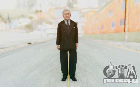 Mafia 2 - Leo Galente для GTA San Andreas второй скриншот