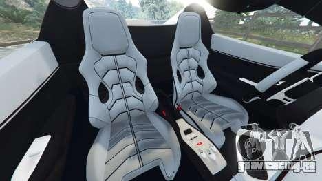 Ferrari 458 Spider [Liberty Walk] для GTA 5 руль и приборная панель