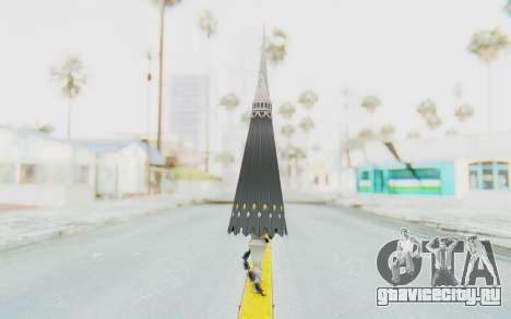 Misteltein Weapon для GTA San Andreas второй скриншот