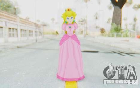 Princess Peach для GTA San Andreas второй скриншот
