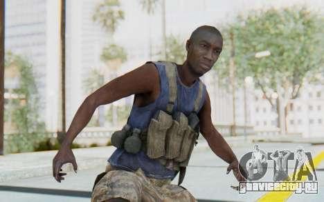 CoD MW3 Africa Militia v2 для GTA San Andreas