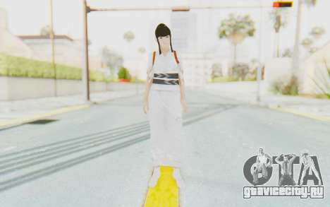 Kazumi Mishima для GTA San Andreas второй скриншот
