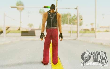 Def Jam Fight For New York - Snoop Dogg для GTA San Andreas третий скриншот