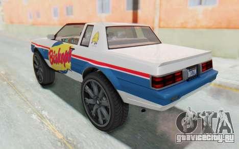 GTA 5 Willard Faction Custom Donk v1 для GTA San Andreas салон