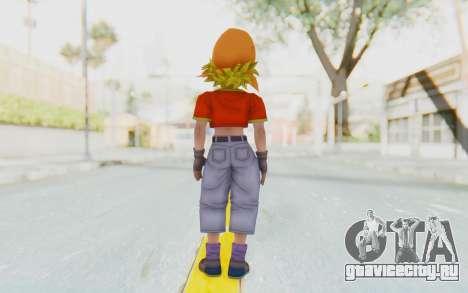 Dragon Ball Xenoverse Pan SSJ для GTA San Andreas третий скриншот