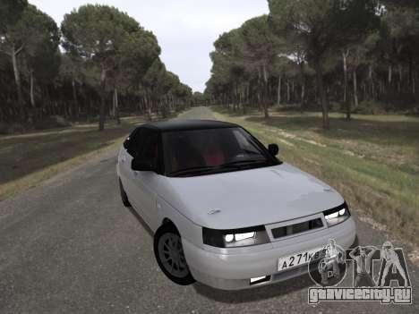 ВАЗ-2112 GVR для GTA San Andreas