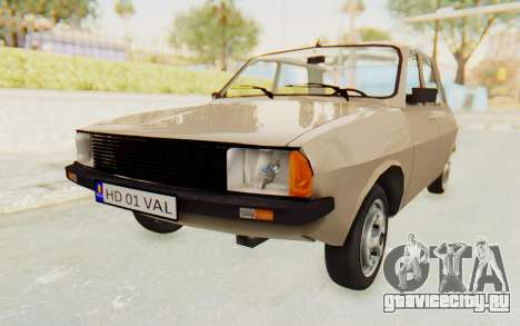 Dacia 1310 TLX для GTA San Andreas