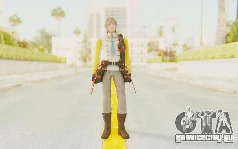 Final Fantasy XIII-2 - Hope Estheim для GTA San Andreas второй скриншот