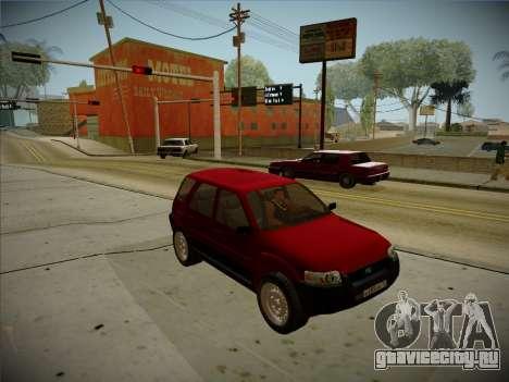Ford Escape 2005 для GTA San Andreas вид слева