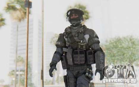 Federation Elite LMG Original для GTA San Andreas