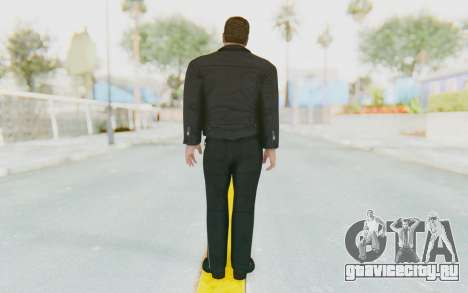 WWE2k16 Arnold Schwarzenegger Terminator для GTA San Andreas третий скриншот