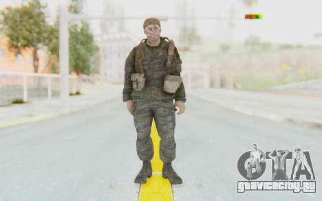 COD BO PVT Scott Vietnam для GTA San Andreas второй скриншот