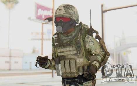 CoD AW US Marine Assault v2 Head B для GTA San Andreas