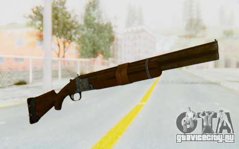 Caravan Shotgun from Fallout New Vegas для GTA San Andreas