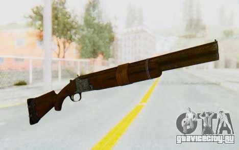 Caravan Shotgun from Fallout New Vegas для GTA San Andreas