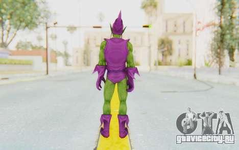 Marvel Future Fight - Green Goblin для GTA San Andreas третий скриншот