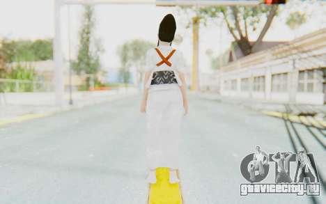 Kazumi Mishima для GTA San Andreas третий скриншот