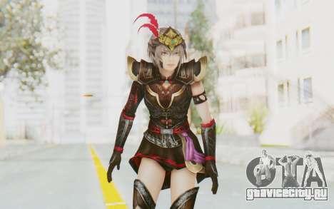 Dynasty Warriors 8 - Lu Lingqi v1 для GTA San Andreas