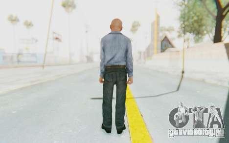 Mafia 2 - Jimmy Prison для GTA San Andreas третий скриншот
