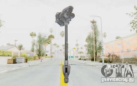 Reinhardt Hammer для GTA San Andreas третий скриншот