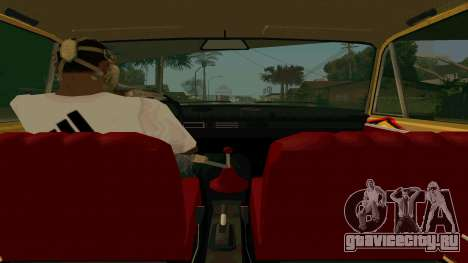 ВАЗ 2102 БК v1.0 Дрифт для GTA San Andreas вид сбоку