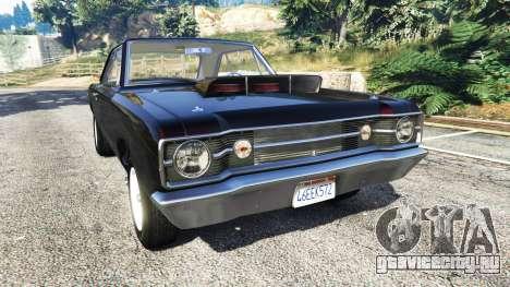 Dodge Dart 1968 Hemi для GTA 5