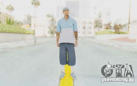 GTA 5 Aztecas Gang 2 для GTA San Andreas второй скриншот