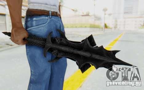 Mace of MolagBall для GTA San Andreas третий скриншот
