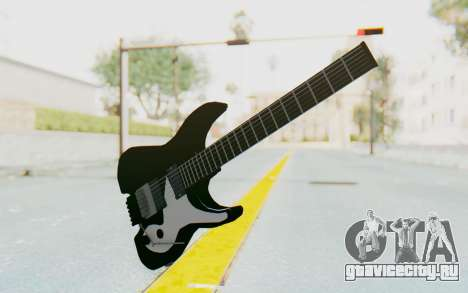 Steinberger GM1T White Pickguard для GTA San Andreas второй скриншот