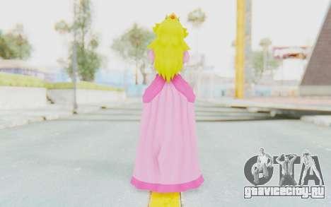 Princess Peach для GTA San Andreas третий скриншот