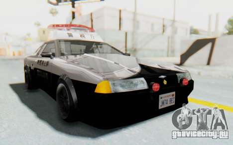 Elegy Japanese Police для GTA San Andreas