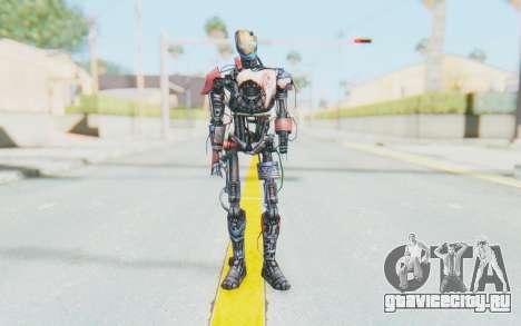 Marvel Future Fight - Ultron Mk1 для GTA San Andreas второй скриншот