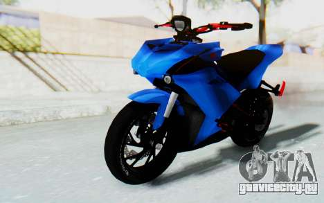 Yamaha Mx King 1000CC для GTA San Andreas